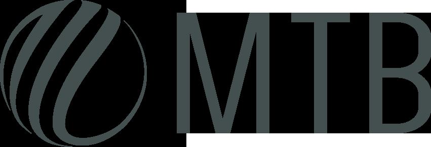 Bankas logotips (īss, pelēks)