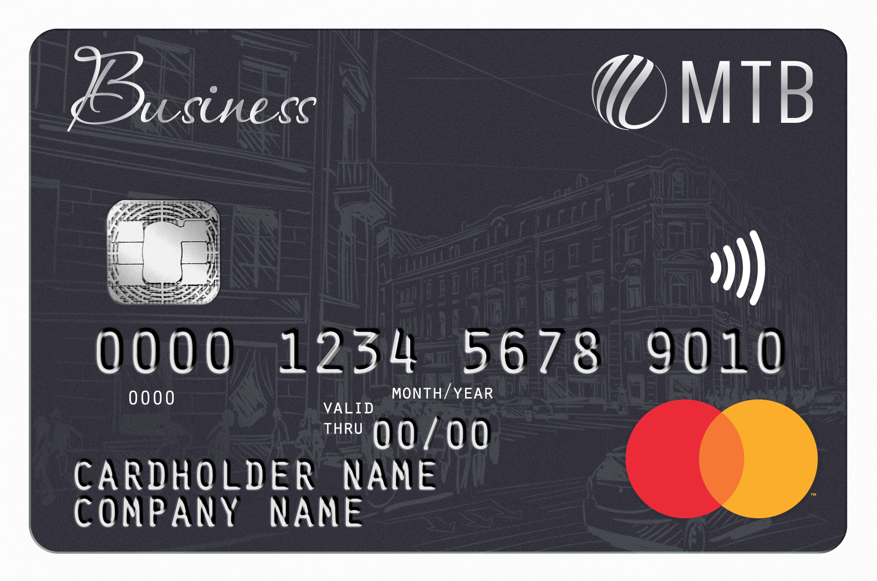 As meridian trade bank general corporate banking payment cards credit card mastercard business reheart Images
